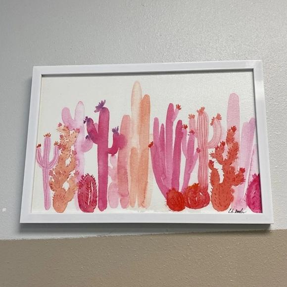 Cactus room decor